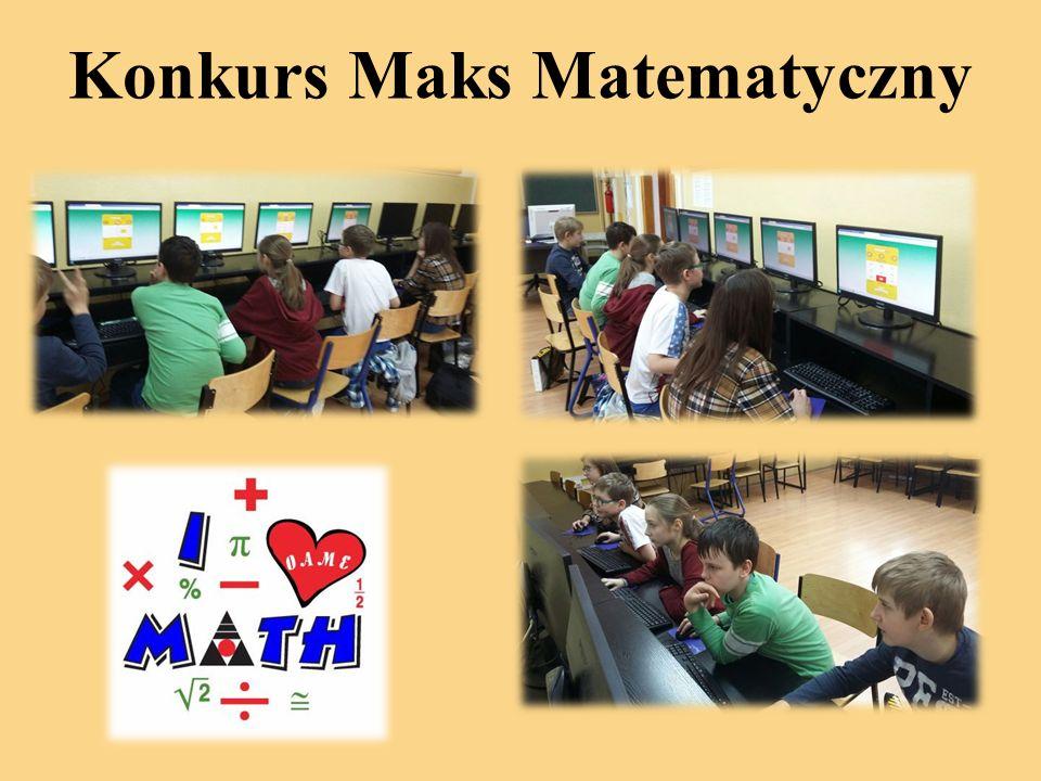 Konkurs Maks Matematyczny