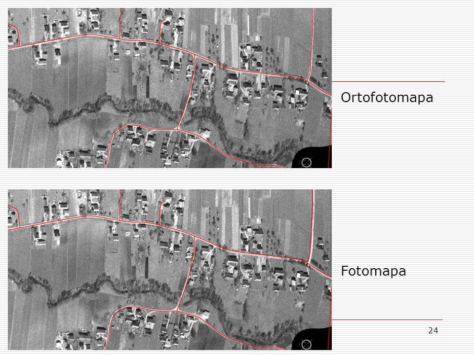 24 Ortofotomapa Fotomapa