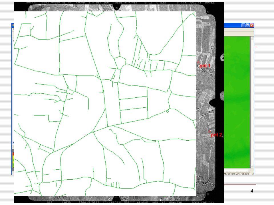 4  Zdjęcie w skali 1:13000  Numeryczny model terenu  Szkic rozmieszczenia fotopunktów  Metryka kamery  Dane do weryfikacji dokładności – plik wek