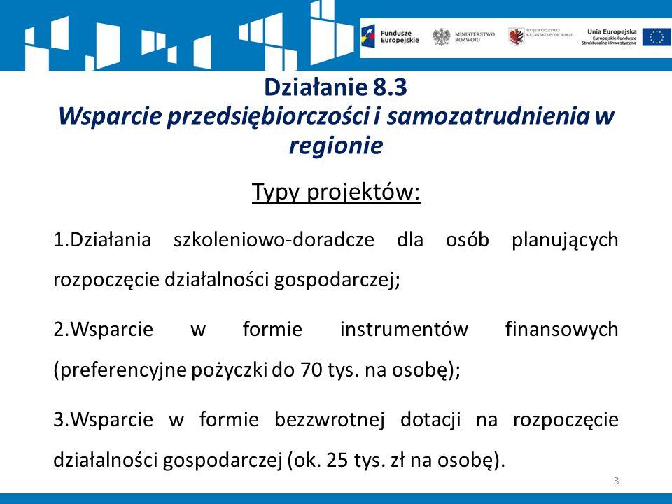 Poddziałanie 10.1.2/10.2.2 Kształcenie ogólne Typy projektów: 5.