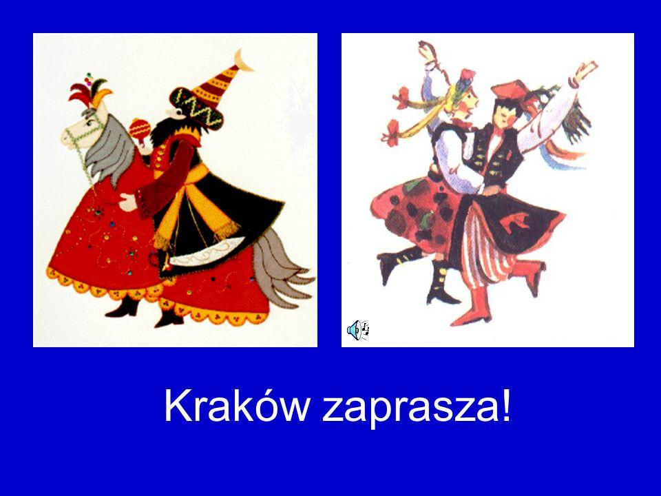 Kraków zaprasza!