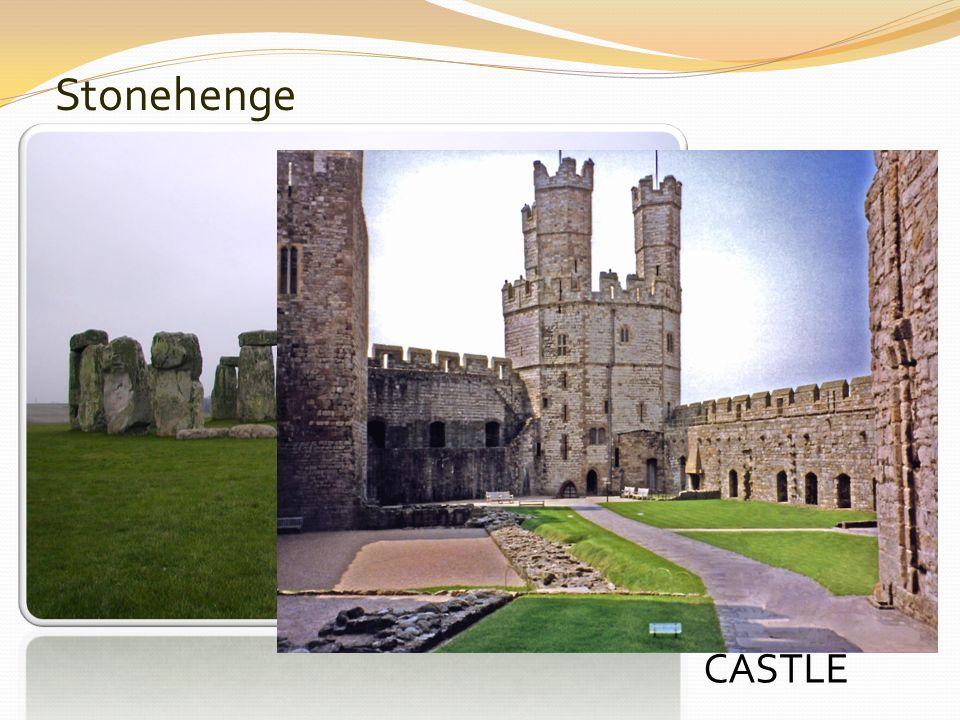 CASTLE Stonehenge