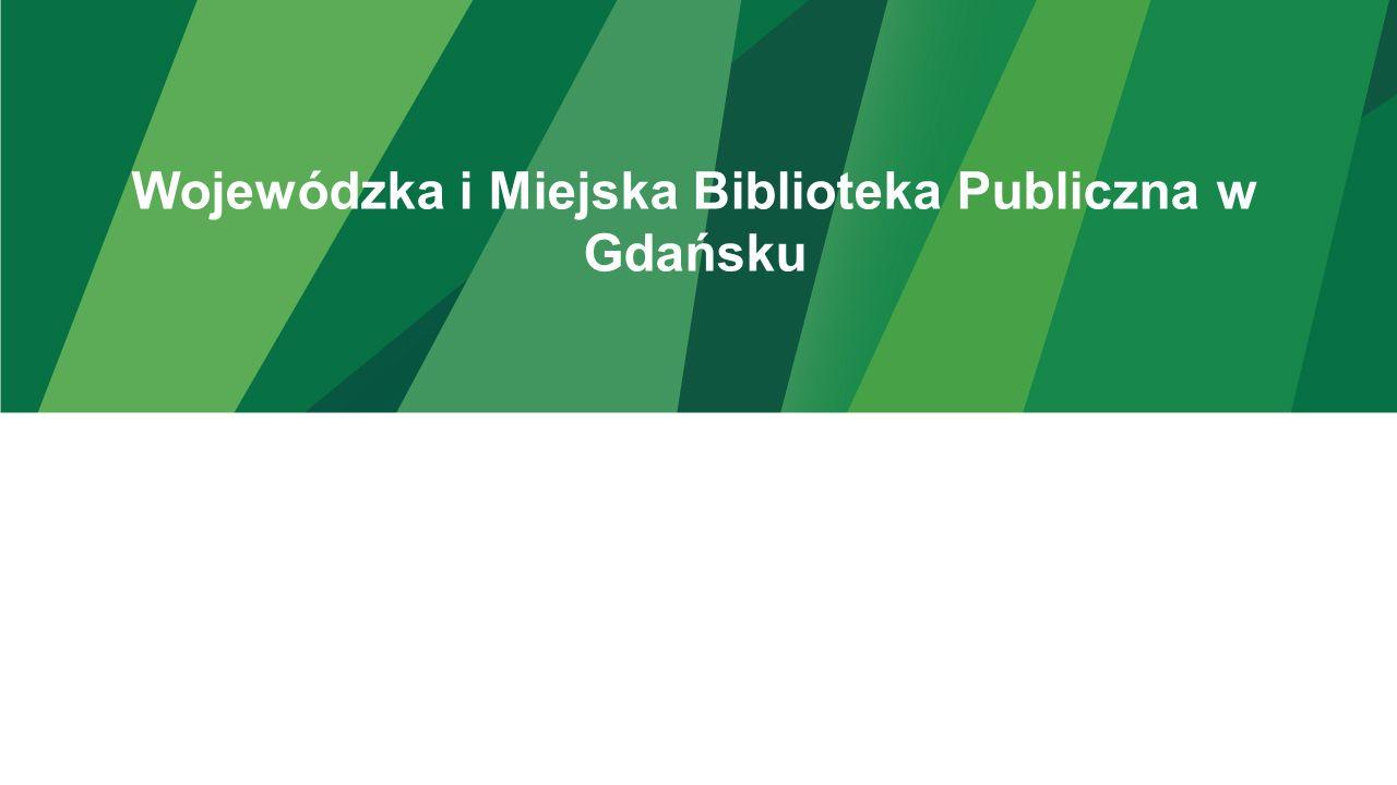 Wojewódzka i Miejska Biblioteka Publiczna w Gdańsku