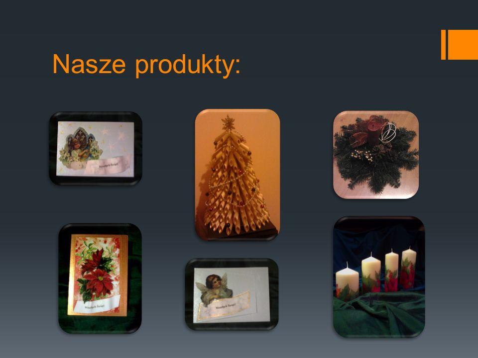 Nasze produkty: