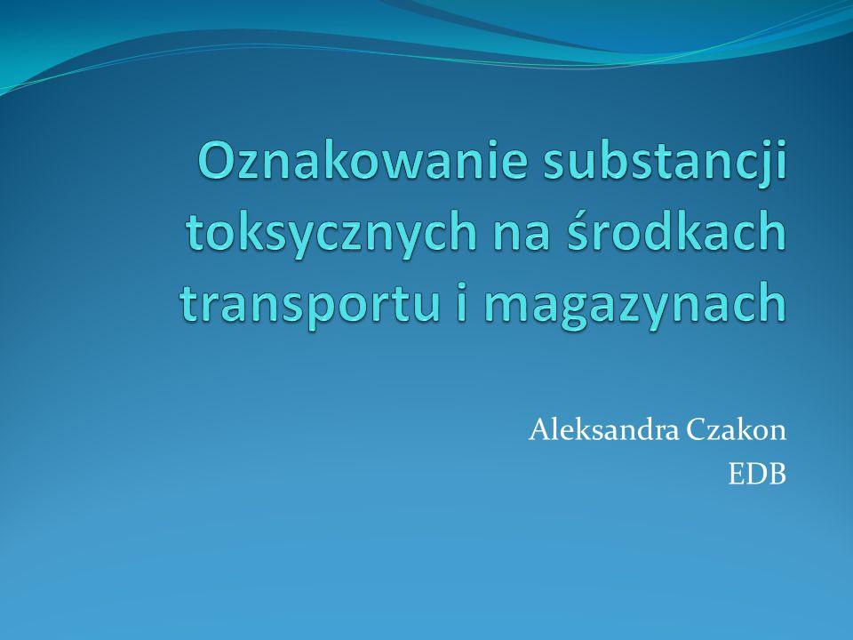 Aleksandra Czakon EDB