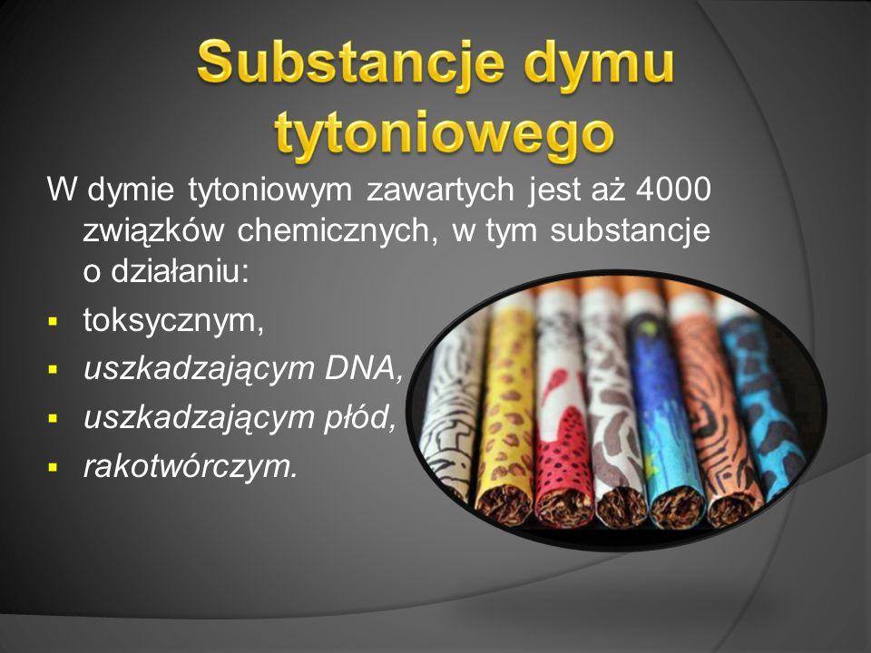 Aceton- rozpuszczalnik, składnik farb i lakierów, Arsen - stosowany także jako popularna trutka na szczury, Amoniak - stosowany w chłodnictwie, składnik nawozów mineralnych, Benzopiren - związek o właściwościach rakotwórczych, wykorzystywany w przemyśle chemicznym.