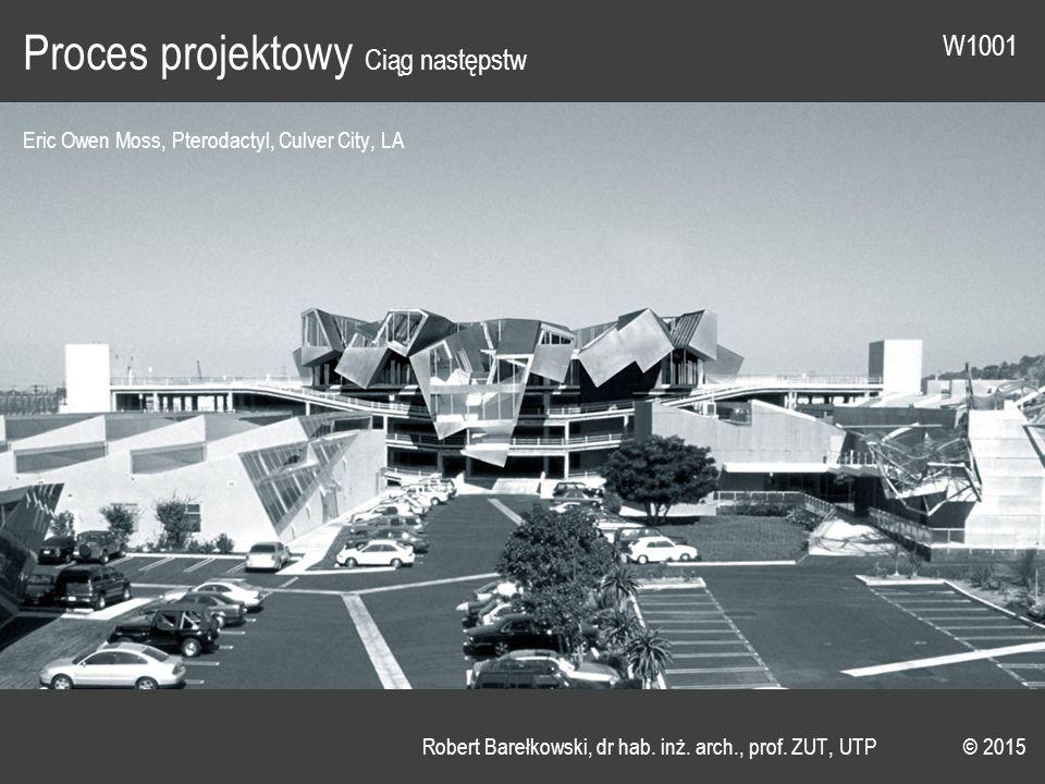 Robert Barełkowski, dr hab. inż. arch., prof.