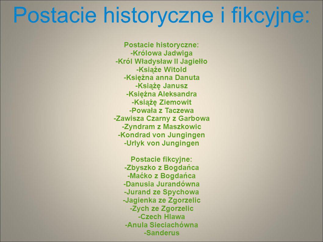 Powieść historyczna to utwór, którego fabuła opiera się na faktach historycznych, a autor korzystał z różnorakich opracowań historycznych: dokumentów,