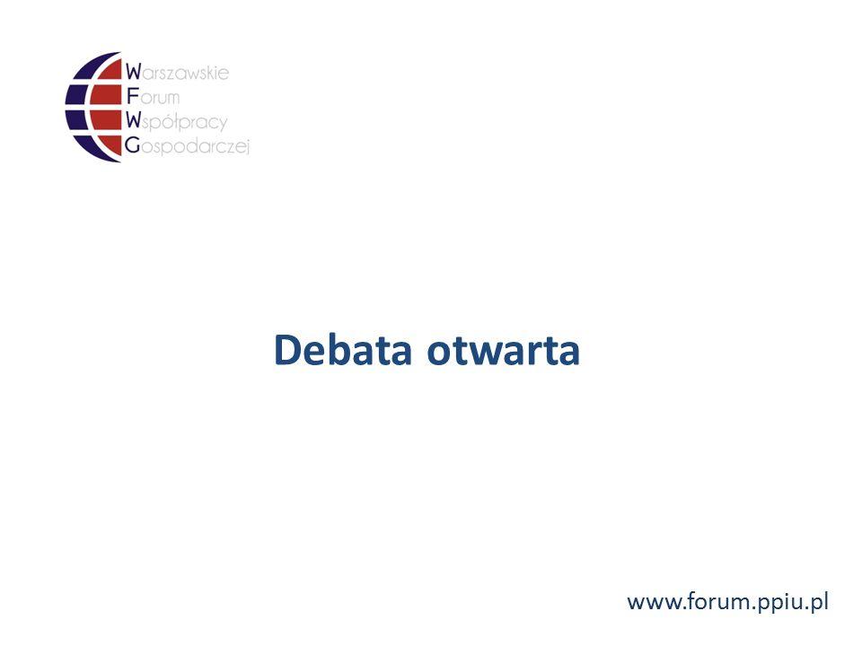 www.forum.ppiu.pl Debata otwarta