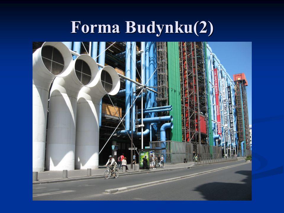 Forma Budynku(2)