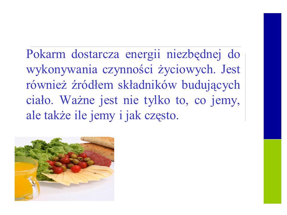 Poznajemy składniki pokarmu. (37)