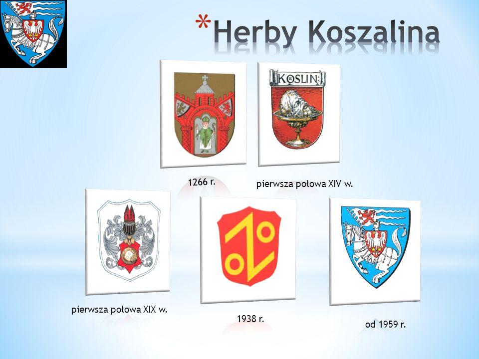 1266 r. pierwsza połowa XIV w. 1938 r. od 1959 r. pierwsza połowa XIX w.