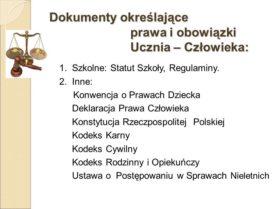 Dziedziny prawa w Polsce 1.Prawo państwowe (konstytucyjne) 2.