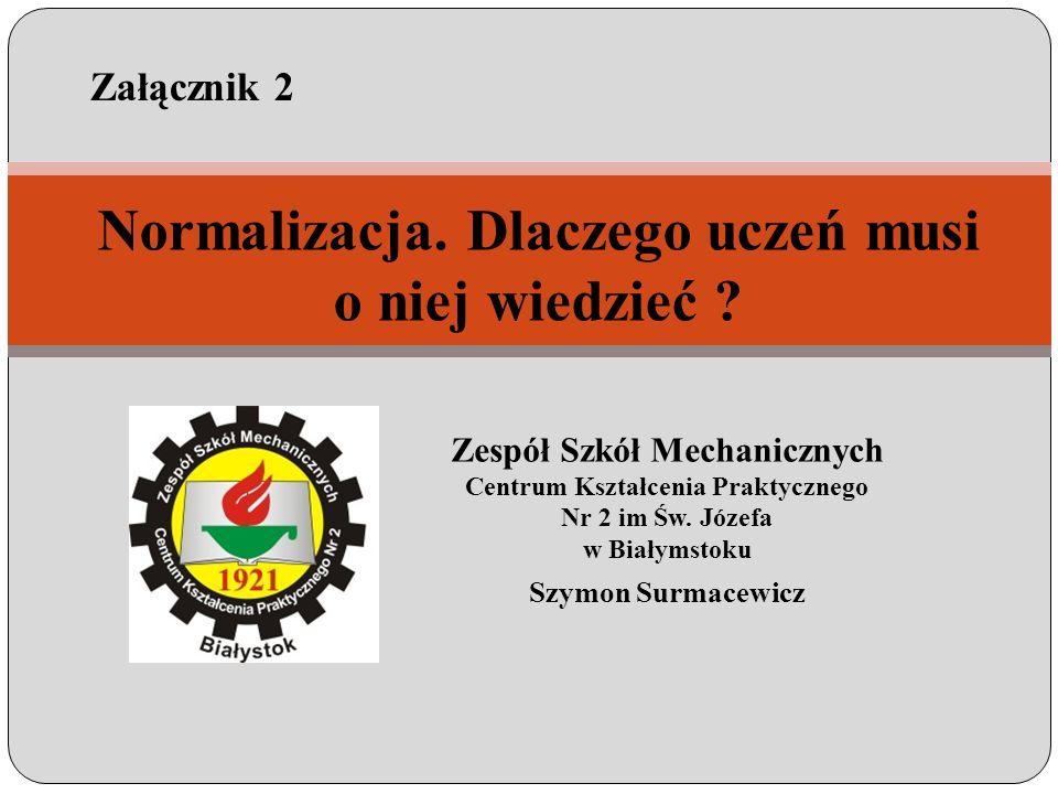 Norma wg słownika języka polskiego 1.ustalona, ogólnie przyjęta zasada; 2.