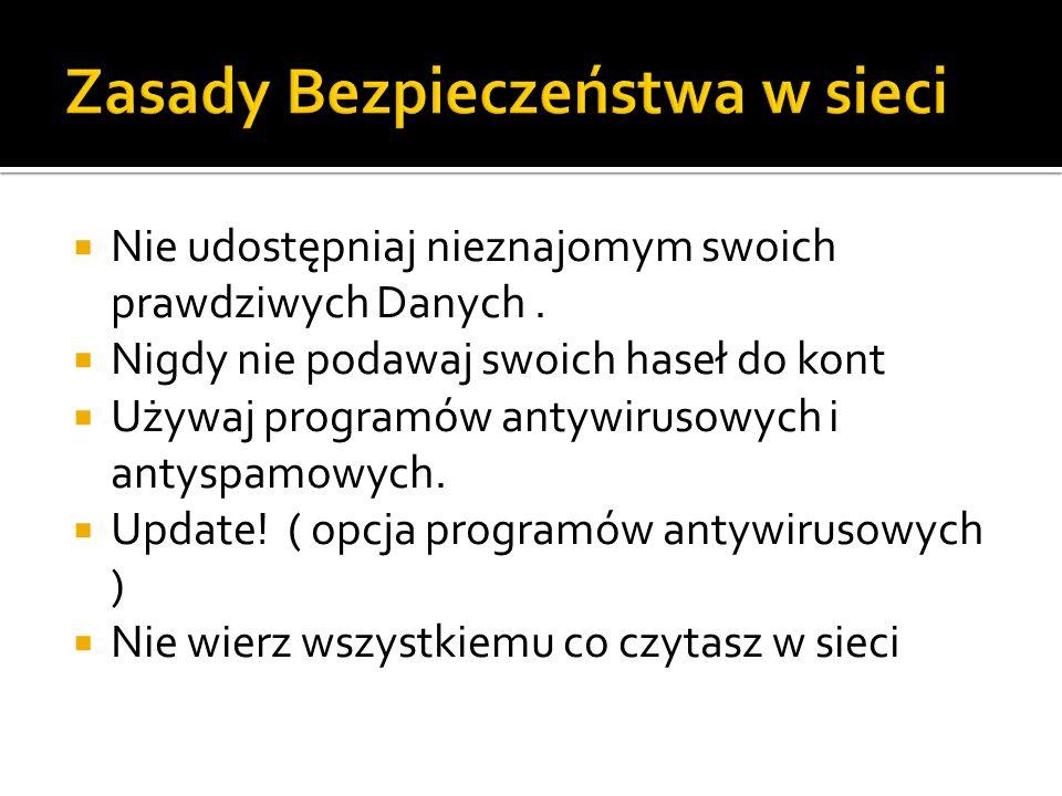 Opracowały : Aneta Biłanik i Klaudia Będkowska z III c