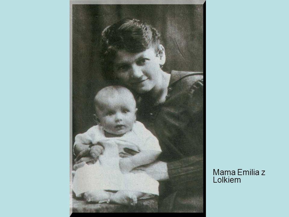 Mama Emilia z Lolkiem