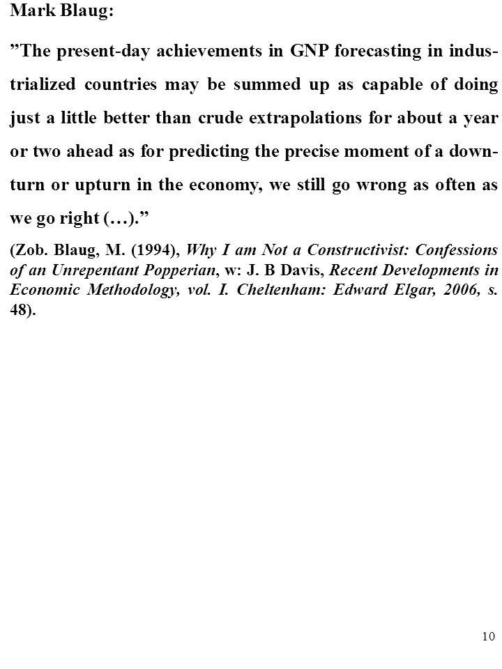 9 1. Ekonomiści nie mogą się pochwalić tak efektownymi osiąg- nięciami, jak lądowanie na Księżycu, przeszczep serca czy bomba atomowa. 2. W dodatku cz