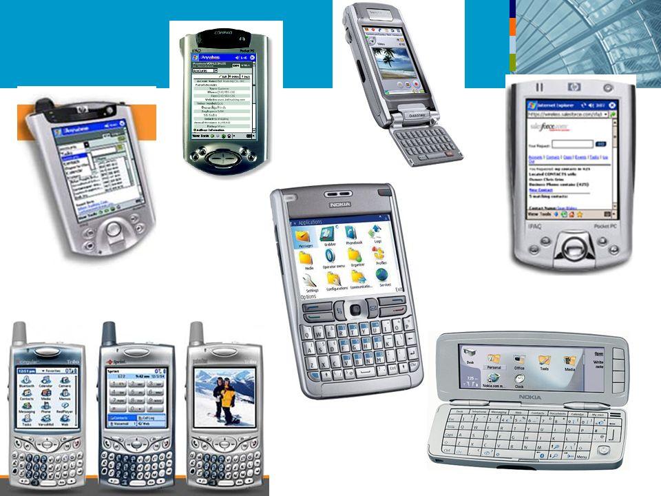 Od dawna wiadomo że …… Mobile Sales – wspieranie pracy handlowców w terenie wprowadzono do użytku już pod koniec lat 90'tych Jeżeli uda nam się zaoszczędzić 15 min dodatkowych minut każdemu z naszych 400 pracowników w terenie, to: 400 ludzi x 15 min = 6.000 min = 100 godzin dziennie = 12,5 człowieka Nowatorskie zastosowania : - Hyunday Department Store - Krakowiacy i Górale