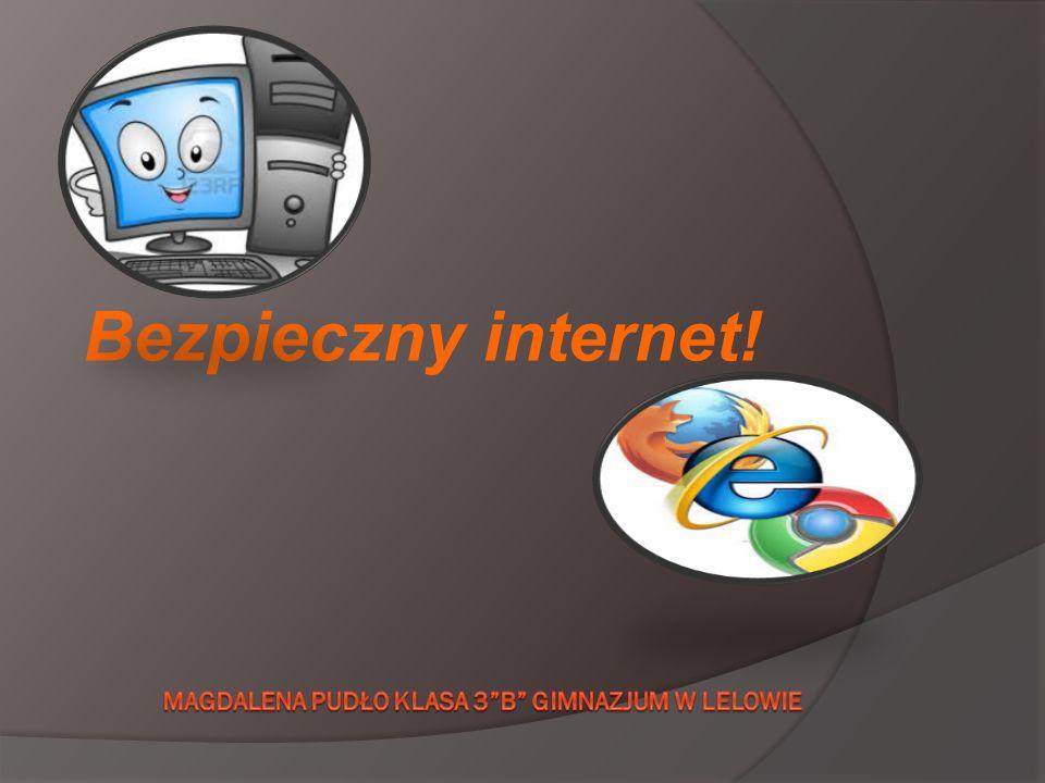 Bezpieczny internet!
