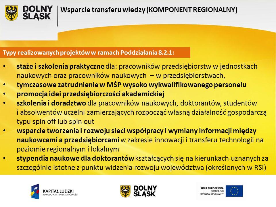 Zmiany w zakresie Priorytetu VIII proponowane przez IZ w związku z przeglądem śródokresowym (Działanie 8.2) Zaprzestanie realizacji nowych operacji w zakresie badań i analiz dot.