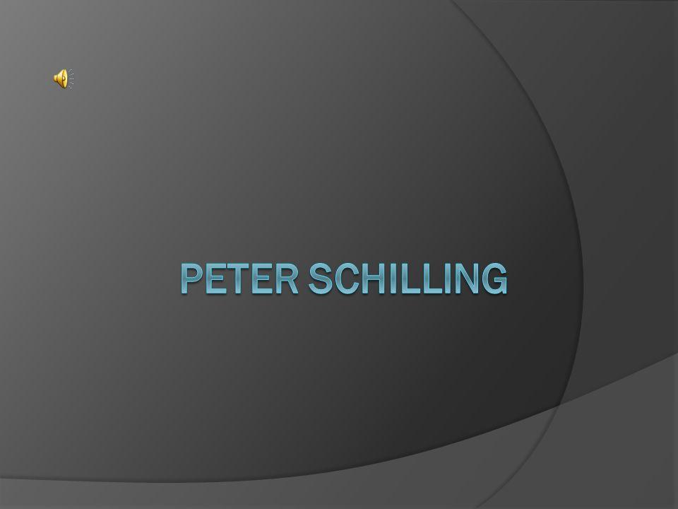 Kilka słów o nim  Peter Schilling właściwie Pierre Michael Schilling urodził się 28 stycznia 1956 w Stuttgarcie.