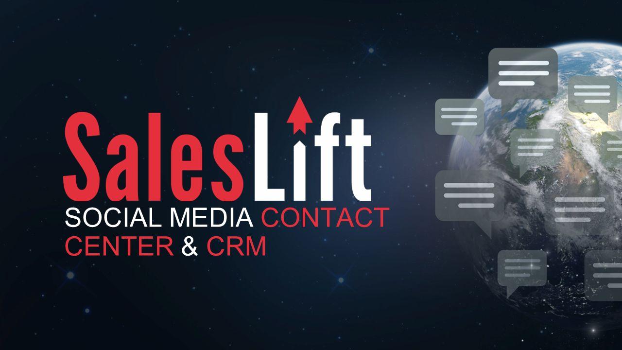 SOCIAL MEDIA CONTACT CENTER & CRM