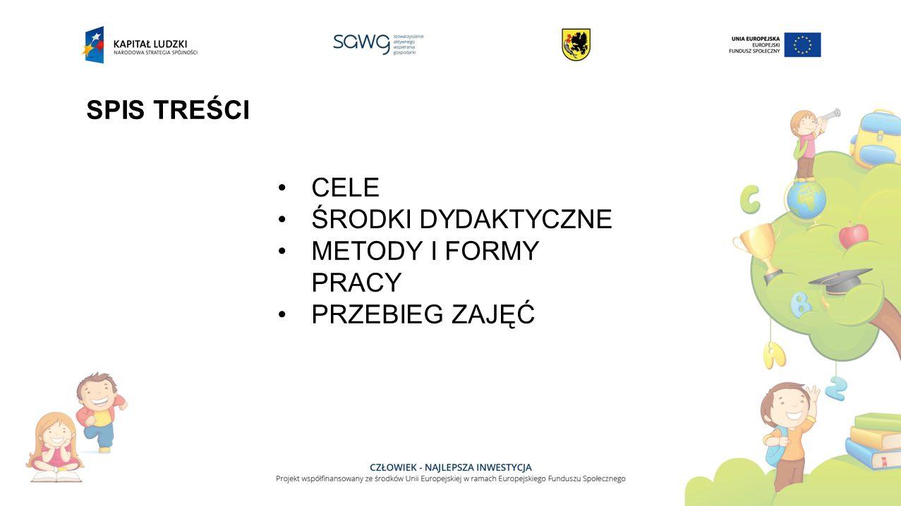 CELE Ogólne kształcenie wiedzy o Polsce; poznanie pojęcia Ojczyzna; poznanie symboli narodowych; kształcenie wiedzy o historii Polski; praca z tablicą multimedialną; rozwijanie umiejętności pracy z multimediami.