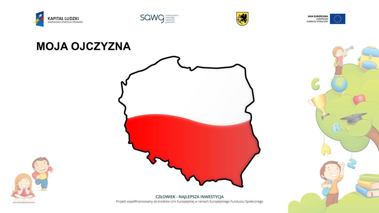 OJCZYZNA to kraj, w którym się ktoś urodził, którego jest obywatelem lub z którym jest związany więzią narodową.