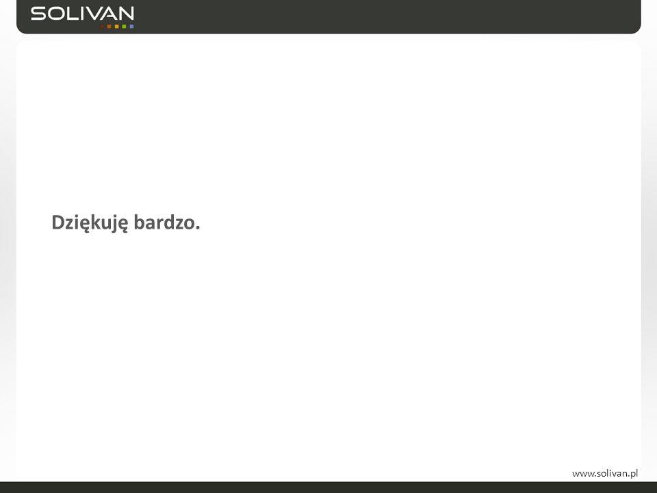 www.solivan.pl Dziękuję bardzo.