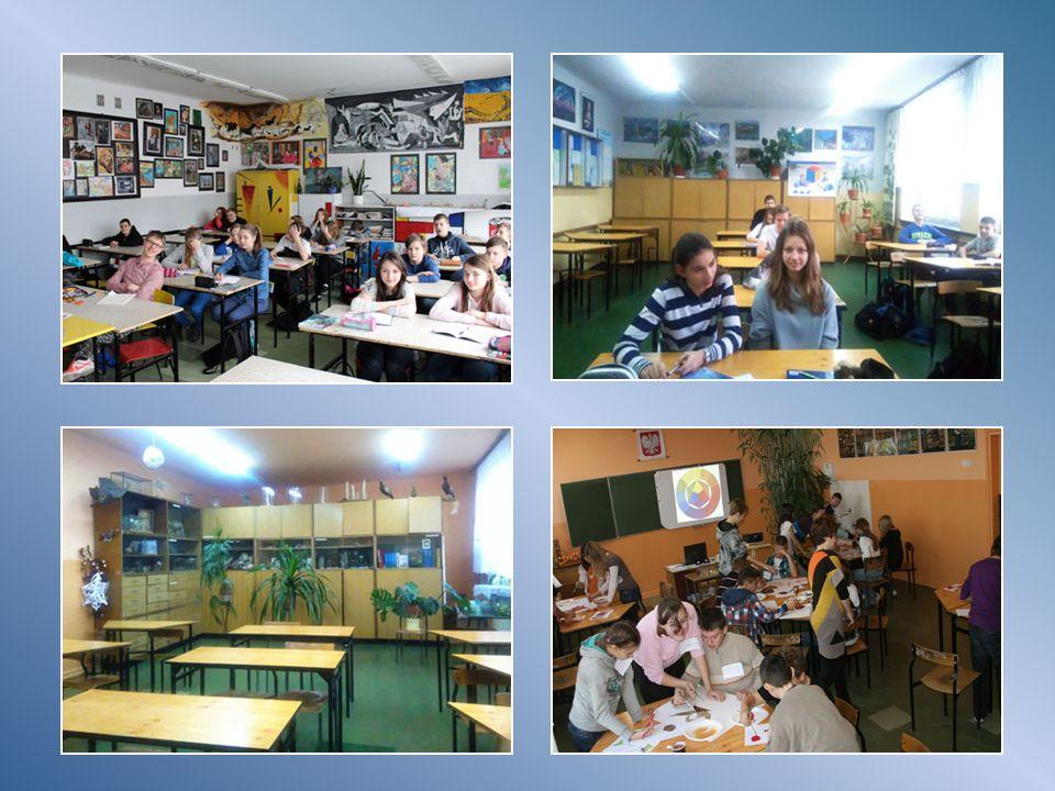 o bezpieczeństwo uczniów na terenie szkoły (monitoring - kamery w całym budynku i na zewnątrz (monitoring - kamery w całym budynku i na zewnątrz)