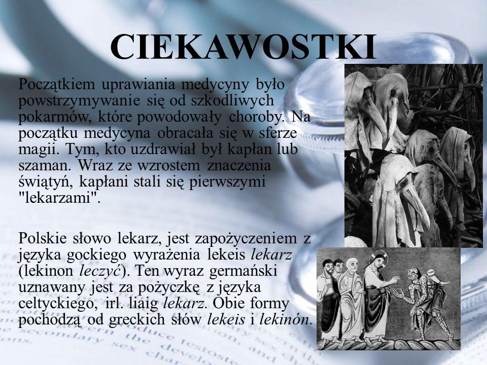 RYNEK PRACY W Polsce brakuje lekarzy.