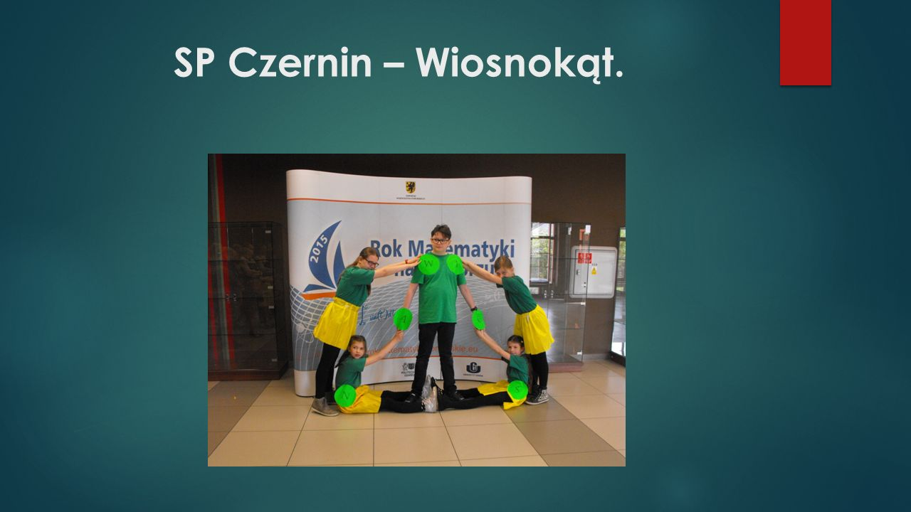 SP Czernin – Wiosnokąt.