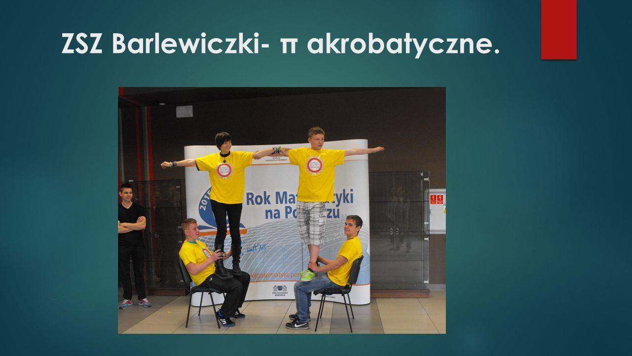 ZSZ Barlewiczki- π akrobatyczne.