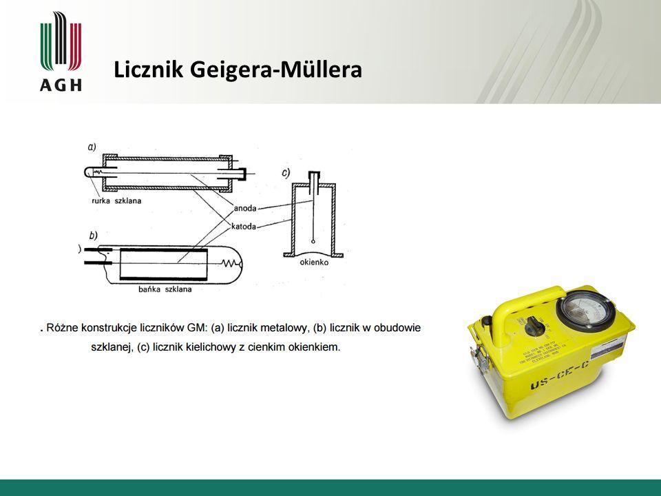 Licznik Geigera-Müllera