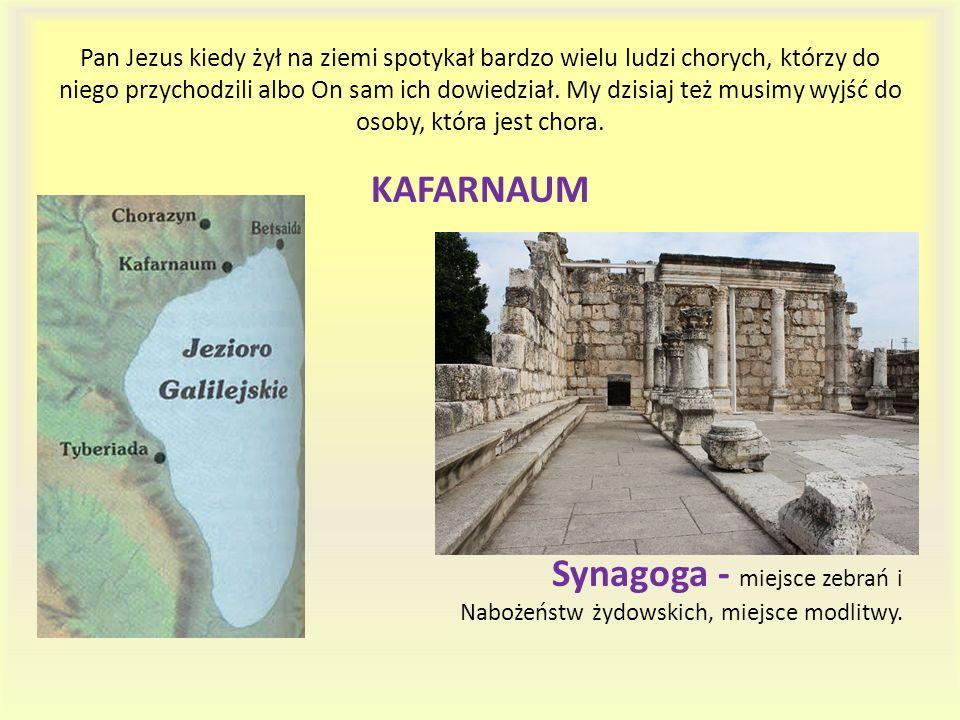 Tekst biblijny Łk 7, 1-10 Setnik – dowódca oddziału wojskowego składającego się ze stu osób.