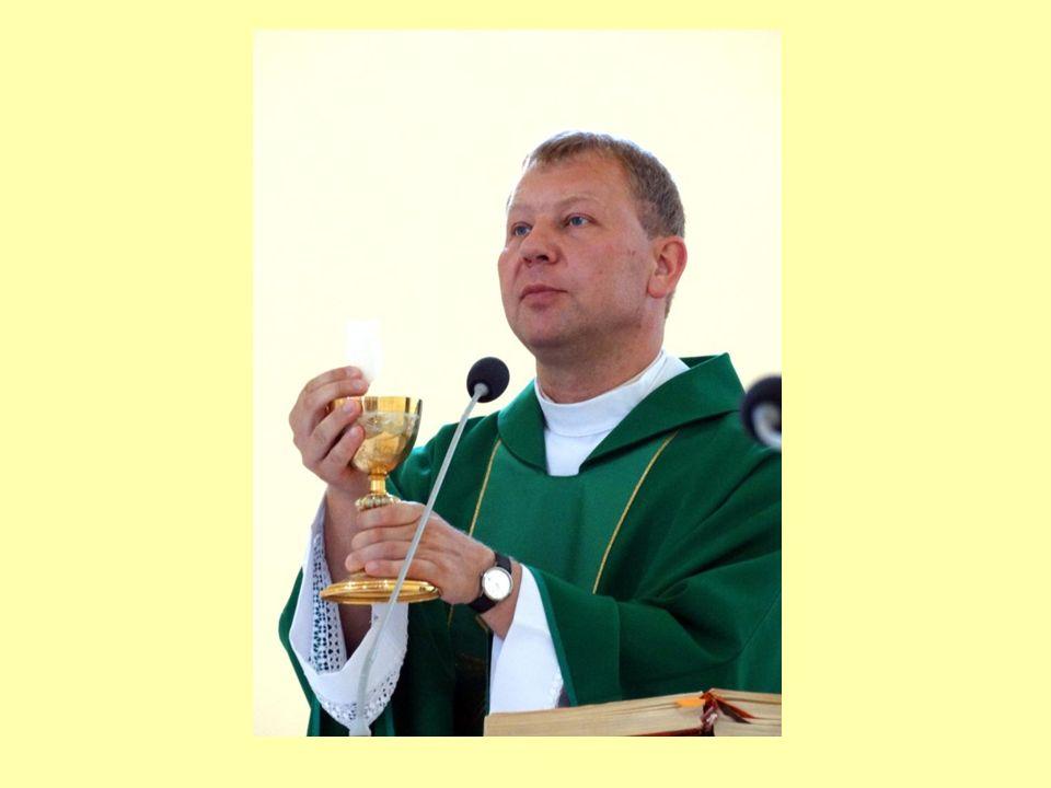 """""""Oto Baranek Bo ż y, który g ł adzi grzechy ś wiata, b ł ogos ł awieni, którzy zostali wezwani na uczt ę Baranka ."""