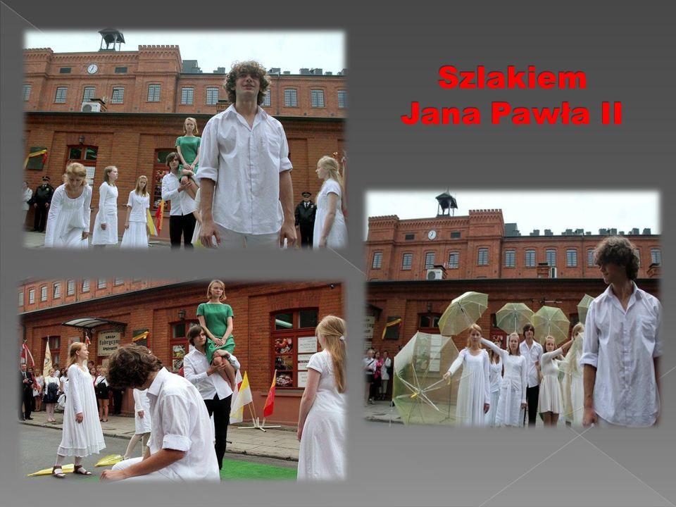 Szlakiem Jana Pawła II