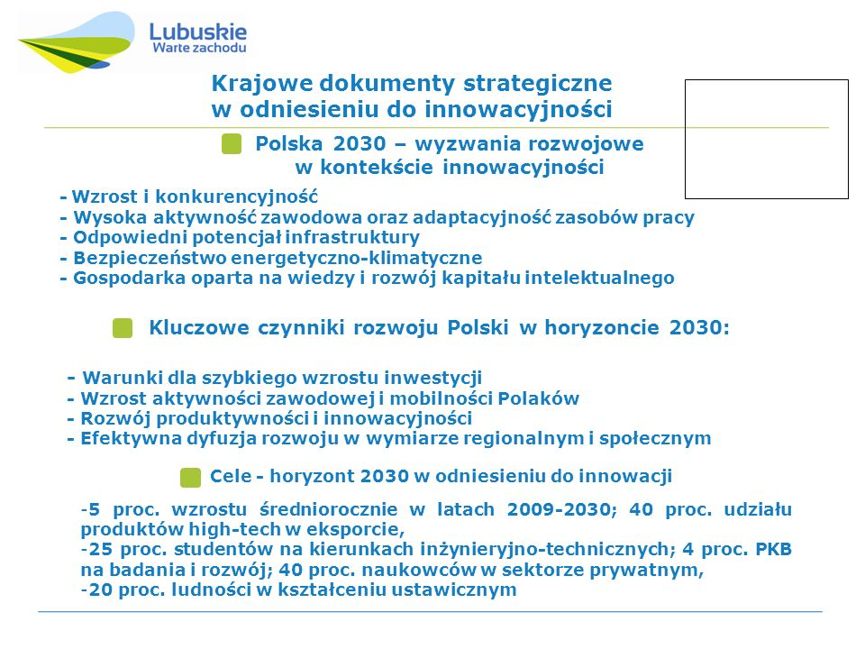 14 Średniookresowa ocena oddziaływania SRWL na rozwój Województwa Lubuskiego Cel raportu: przeprowadzenie niezależnego i obiektywnego badania oceny wpływu SRWL na rozwój województwa lubuskiego, poprzez:  określenie zmian sytuacji społeczno – gospodarczej zgodnie z zakresem tematycznym celów strategicznych i operacyjnych Strategii,  określenie rzeczowo – finansowego postępu realizacji celów Strategii,  wskazanie obszarów strategicznej interwencji w regionie,  sformułowanie wniosków, wskazanie rekomendacji do aktualizacji SRWL.