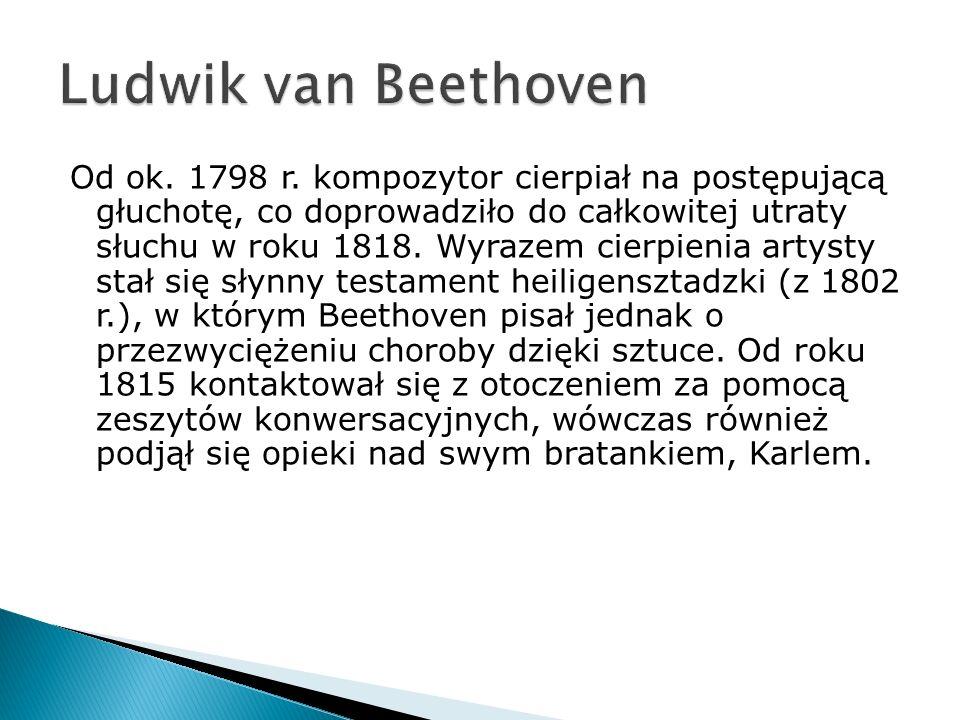 Od ok.1798 r.