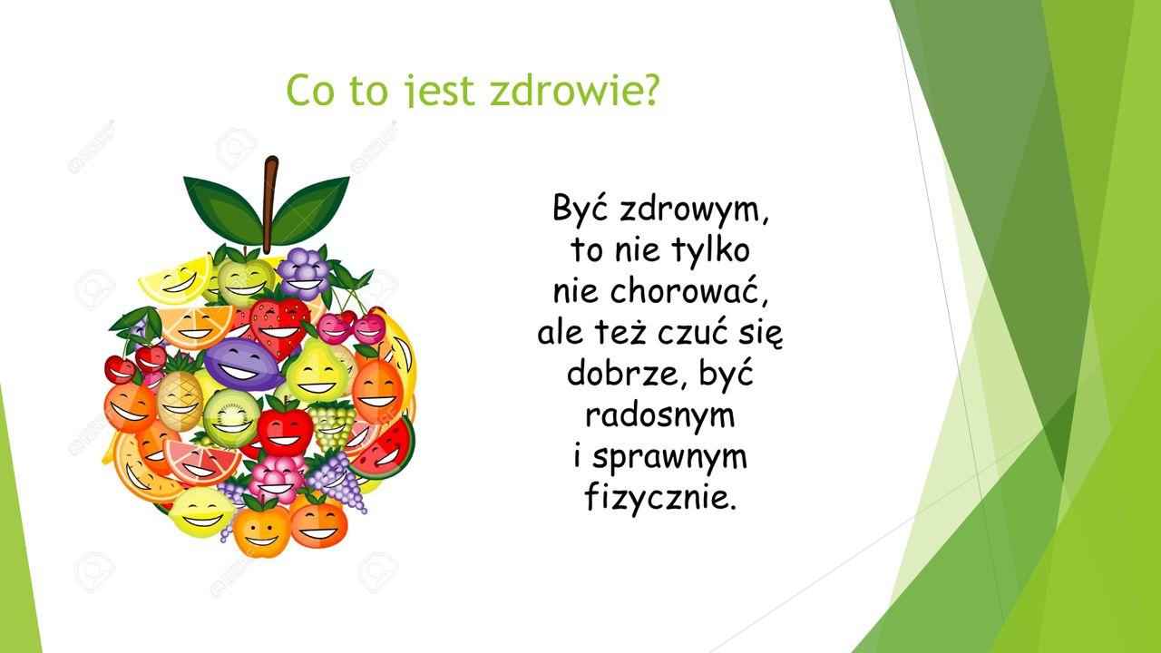 Co to jest zdrowie?