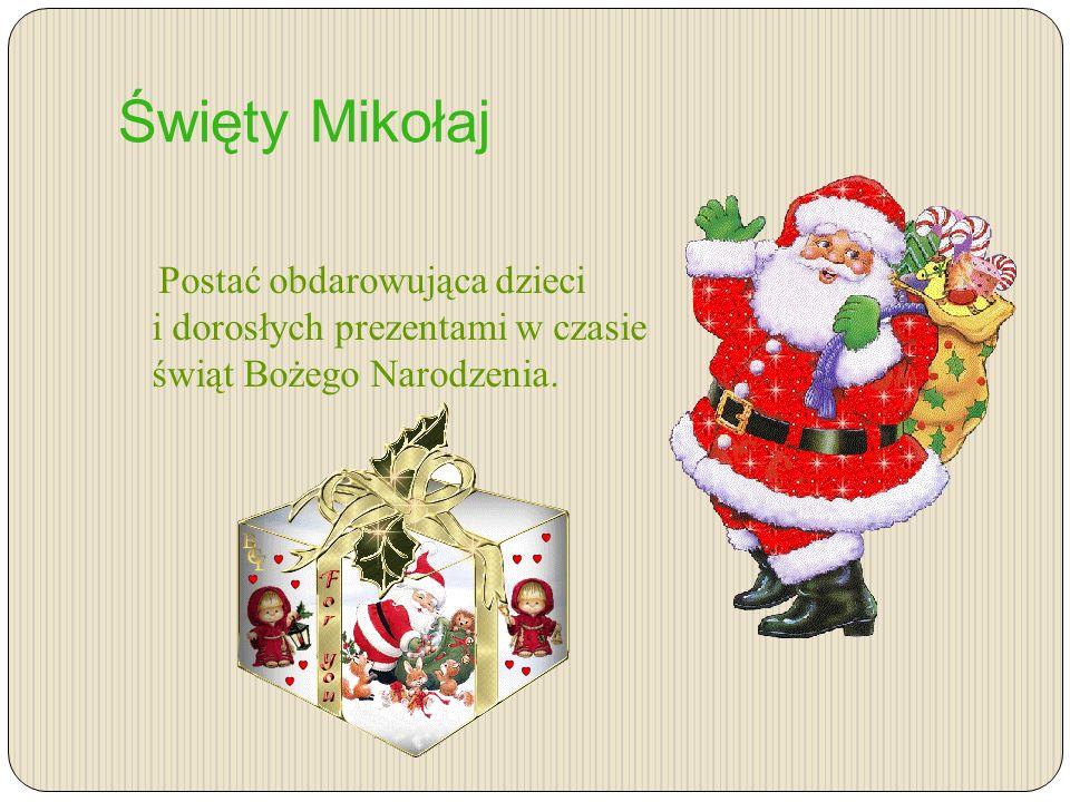 Choinka Wiecznie zielone drzewko jest obecnie nieodłączną ozdobą w czasie świąt Bożego Narodzenia.