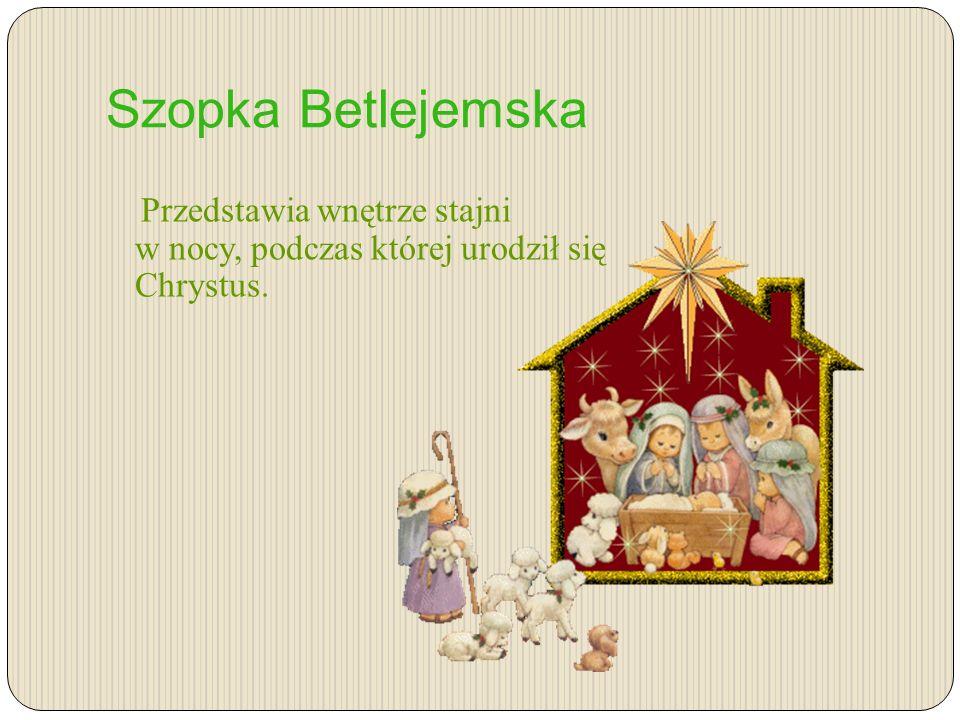 Pasterka Uroczysta Msza Święta odprawiana o północy z 24 na 25 grudnia, pierwsza w Boże Narodzenie. W Polsce jedna z najważniejszych świątecznych trad