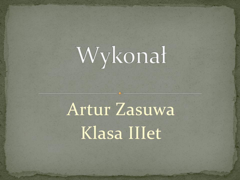Artur Zasuwa Klasa IIIet