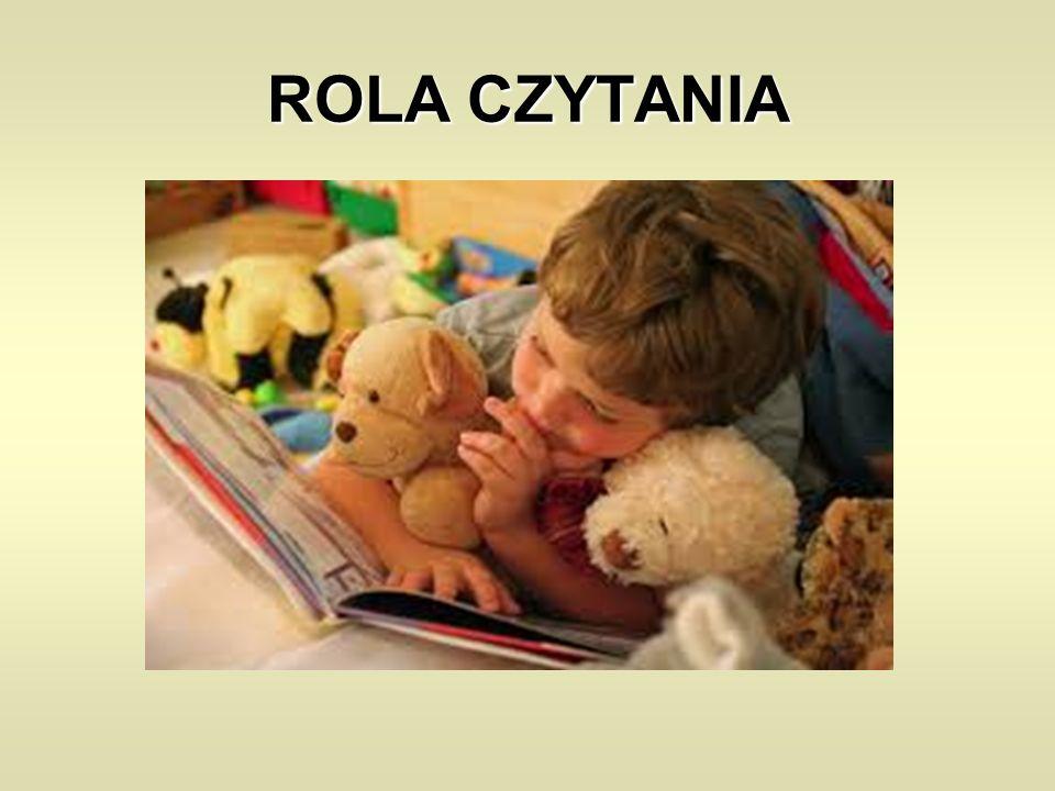 ROLA CZYTANIA