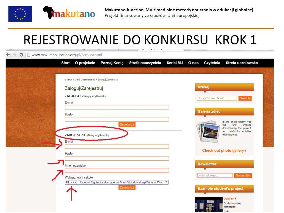 Makutano Junction. Multimedialne metody nauczania w edukacji globalnej.