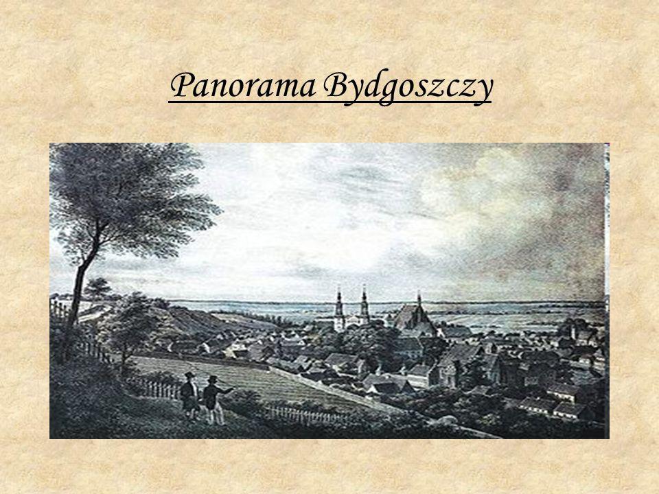 Panorama Bydgoszczy