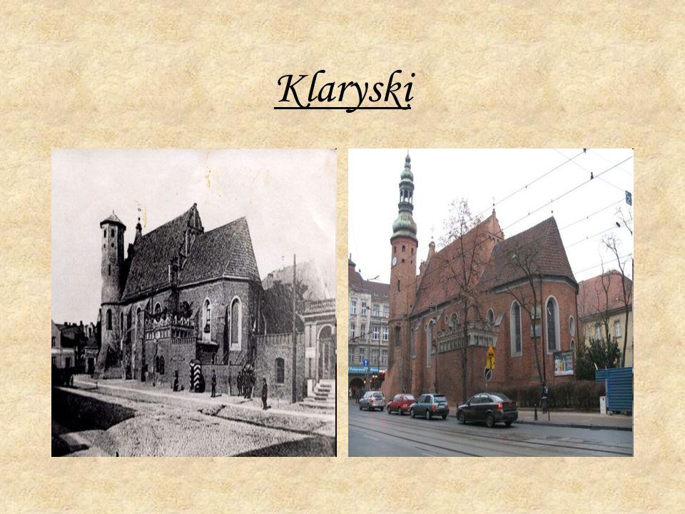 Klaryski