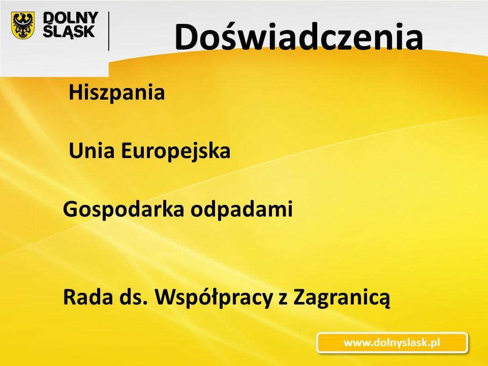 5 www.dolnyslask.pl EUWT Nowe Sudety Partnerstwo Odry Nauka polskiego w Niemczech KGHM – wyjść poza Europę Rosyjscy turyści Interesy