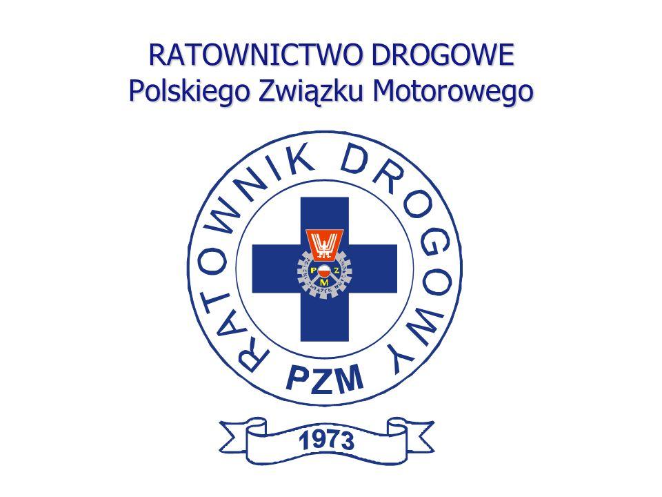 RATOWNICTWO DROGOWE Polskiego Związku Motorowego