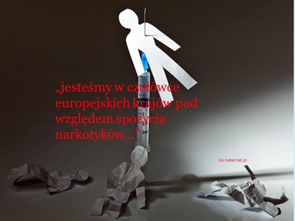 """Debata: Fakty i mity dotyczące legalizacji narkotyków """"jesteśmy w czołówce europejskich krajów pod względem spożycia narkotyków… za natemat.pl"""